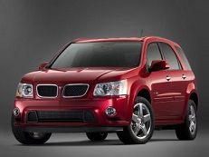 Pontiac Torrent 2005 model