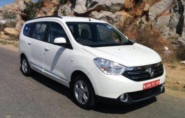 Renault Lodgy 2012 model