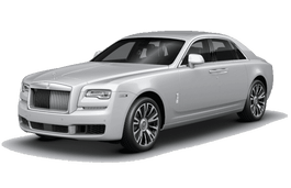 Rolls-Royce Ghost 2009 model