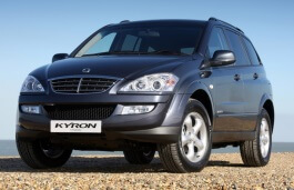 SsangYong Kyron 2005 model