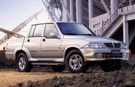 SsangYong Musso Sports 2004 model