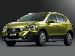 Suzuki S-Cross 2013 model