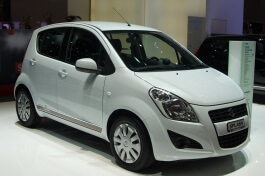 Suzuki Splash 2008 model