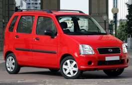 Suzuki Wagon R+ 1997 model