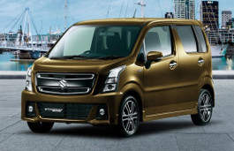 Suzuki Wagon R Stingray 2008 model