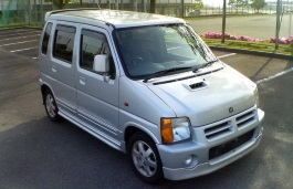 Suzuki Wagon R Wide 1997 model