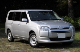 Toyota Succeed 2002 model