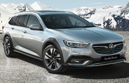 Vauxhall Insignia Country Tourer 2013 model