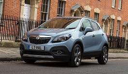 Vauxhall Mokka 2012 model