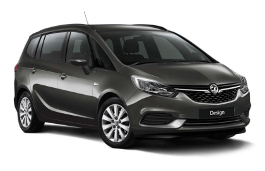 Vauxhall Zafira Tourer 2011 model