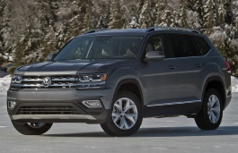 Volkswagen Atlas 2017 model