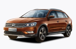 Volkswagen Cross Lavida 2014 model