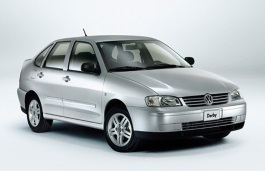 Volkswagen Derby 1994 model