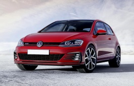 Volkswagen Golf GTI 2013 model