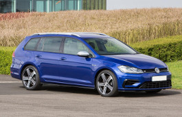 Volkswagen Golf R Variant 2015 model
