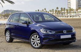 Volkswagen Golf SV 2014 model
