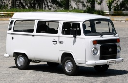 Volkswagen Kombi 2006 model