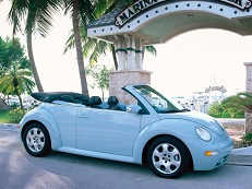 Volkswagen New Beetle 1998 model