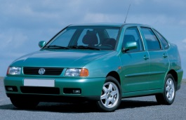Volkswagen Polo Classic 1995 model