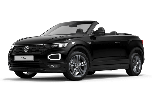 Volkswagen T-Roc 2017 model