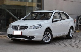 Brilliance H330 2013 model