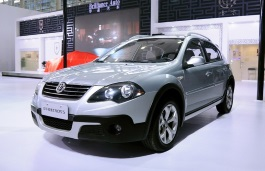 Brilliance M2 Cross 2009 model
